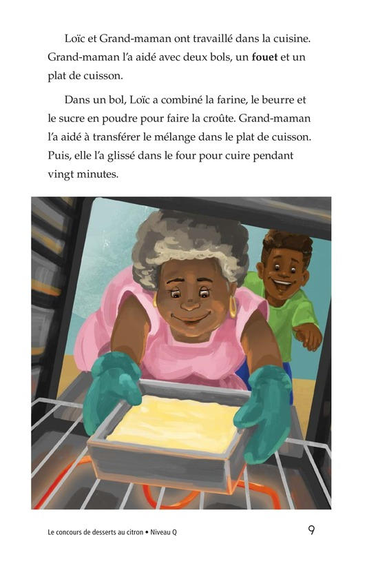 Book Preview For The Great Lemon Bake-Off Page 9