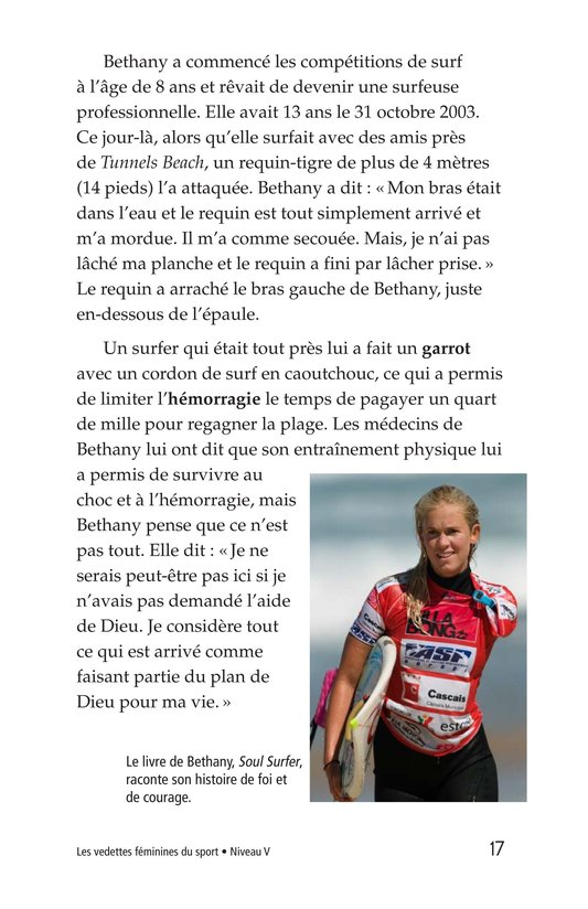 Book Preview For Female Sports Stars Page 17
