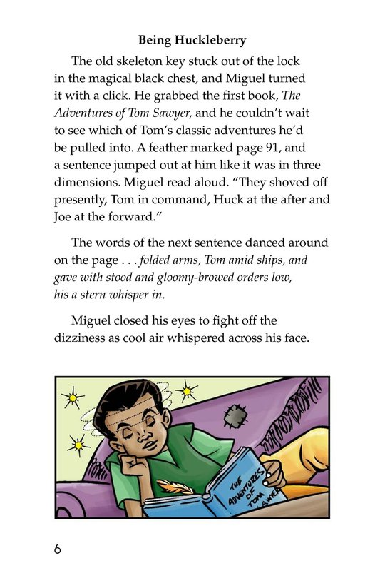 Book Preview For In Huck's Shoes Page 6