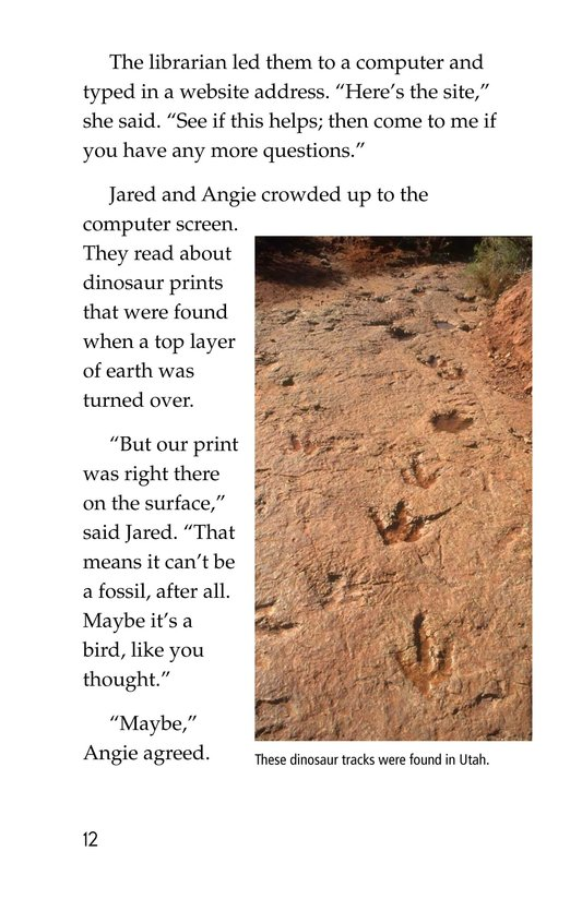 Book Preview For The Footprint Page 12