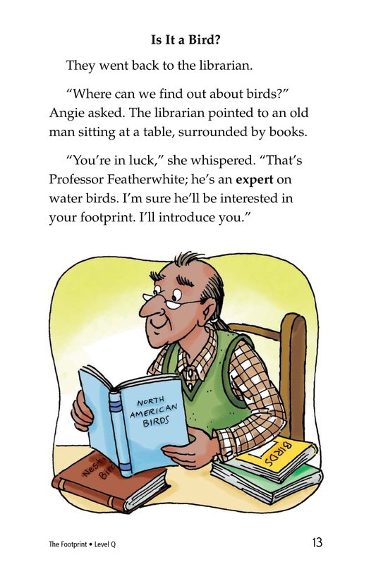 Book Preview For The Footprint Page 13