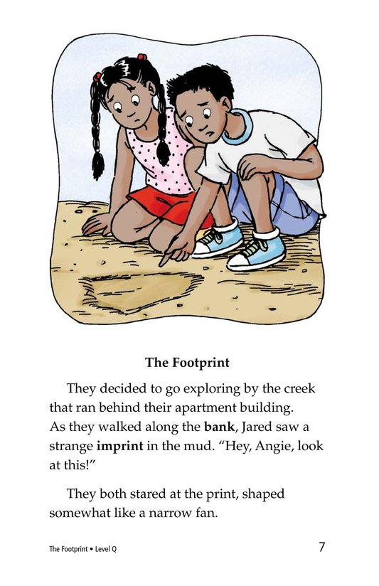 Book Preview For The Footprint Page 7
