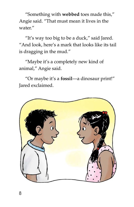 Book Preview For The Footprint Page 8