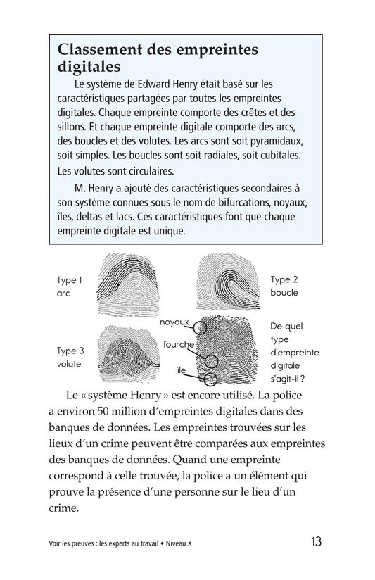 Book Preview For Seeing the Evidence: Forensic Scientists at Work Page 13
