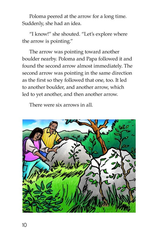 Book Preview For Arrows Page 10