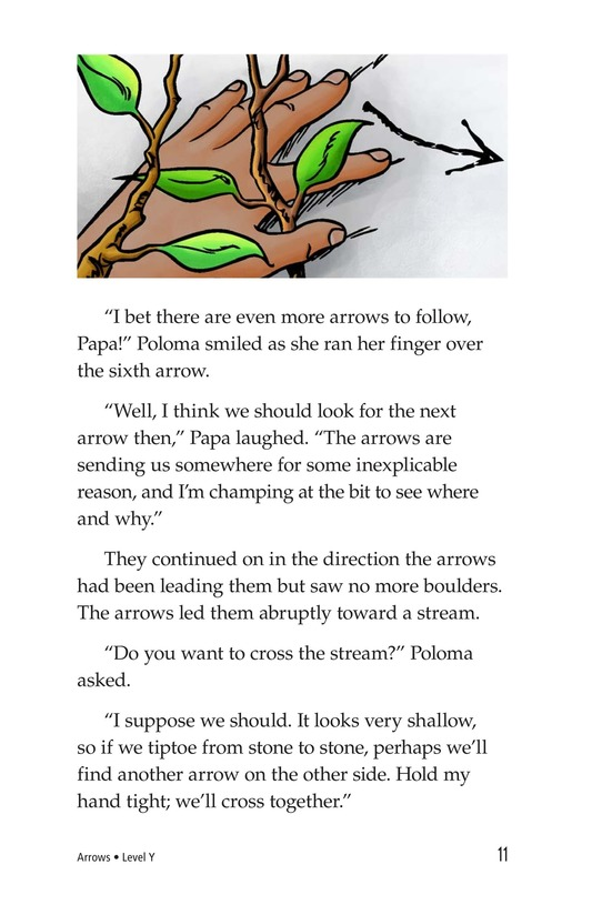 Book Preview For Arrows Page 11