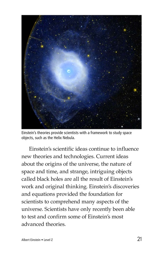 Book Preview For Albert Einstein Page 21