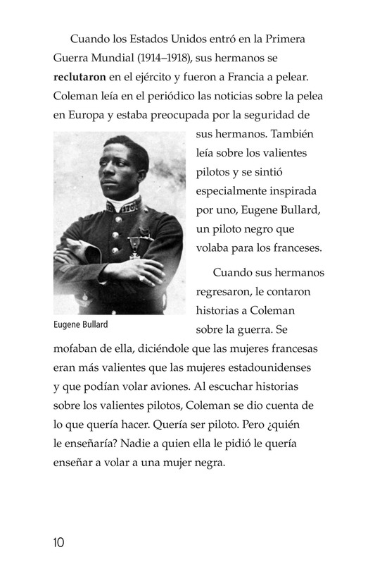 Book Preview For Bessie Coleman Page 10