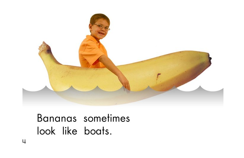 Book Preview For Bananas Sometimes Page 4