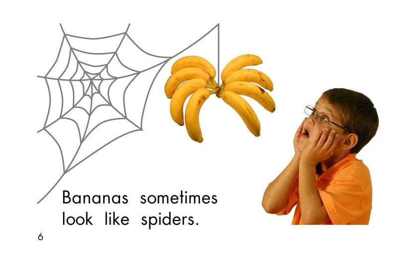 Book Preview For Bananas Sometimes Page 6