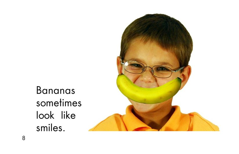 Book Preview For Bananas Sometimes Page 8