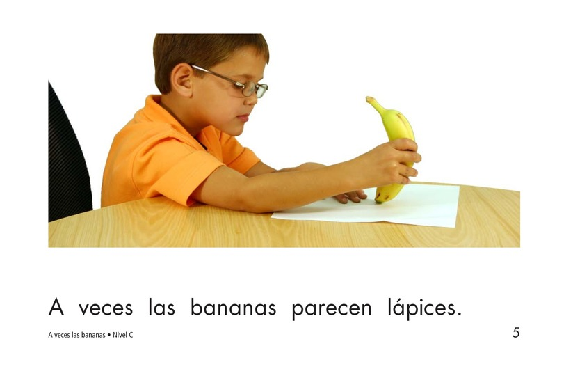 Book Preview For Bananas Sometimes Page 5