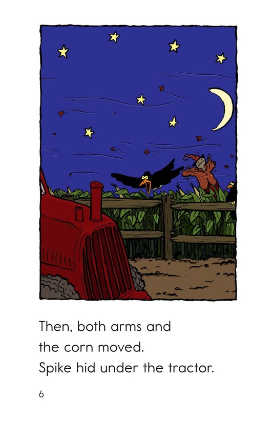 Book Preview For Scaredy Crow Page 6