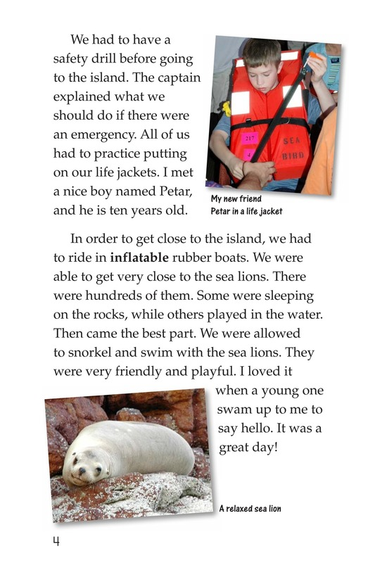 Book Preview For Charlene's Sea of Cortez Journal Page 4