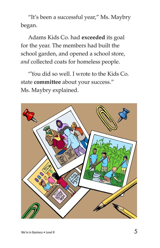 Book Preview For We're in Business Page 5