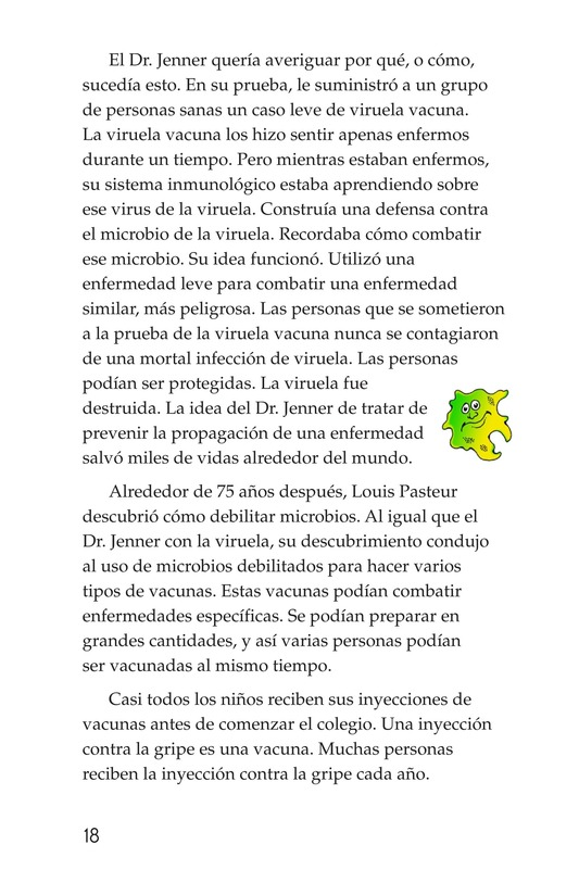 Book Preview For Microbes: Friend or Foe? Page 18