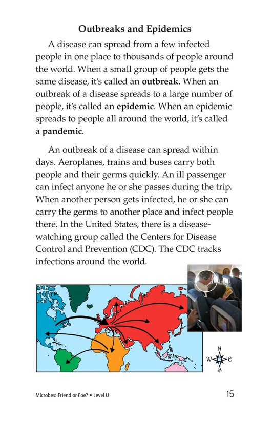 Book Preview For Microbes: Friend or Foe? Page 15