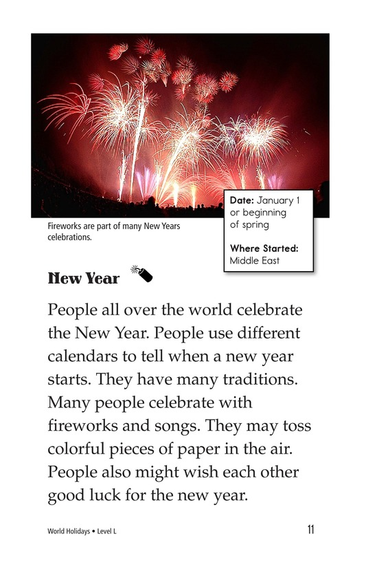 Book Preview For World Holidays Page 11