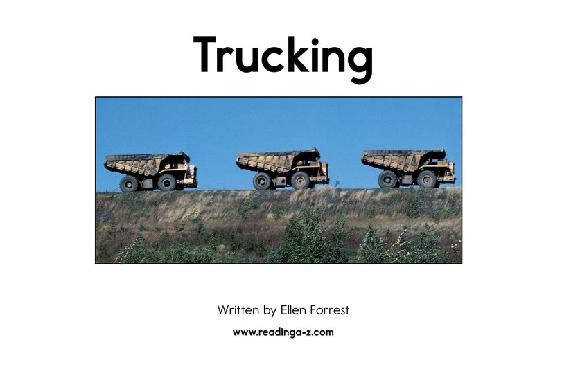 Book Preview For Trucking Page 2