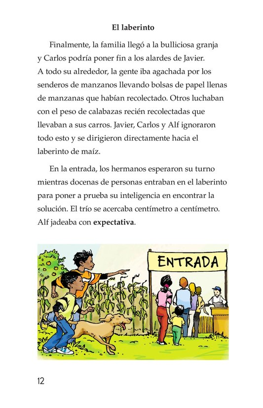 Book Preview For Carlos's Puzzle Page 12