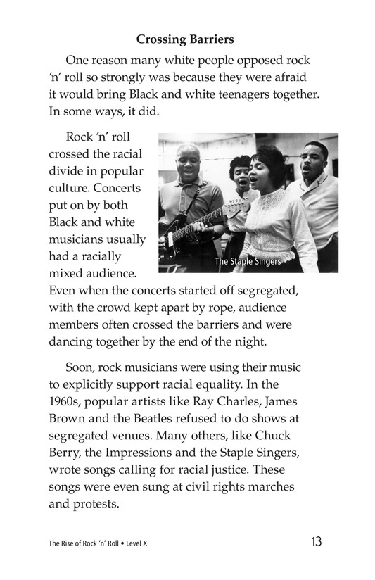 Book Preview For Early Moments in Rock Music History Page 13