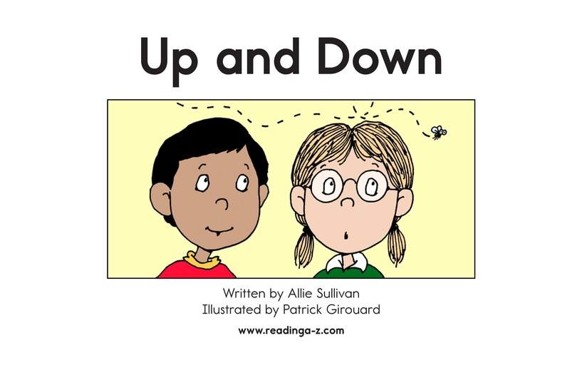 Book Preview For Up and Down Page 2