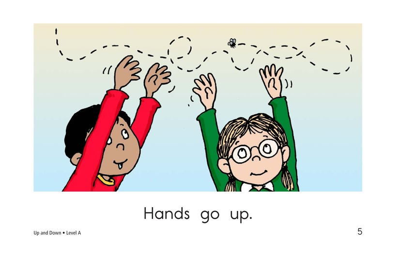 Book Preview For Up and Down Page 5