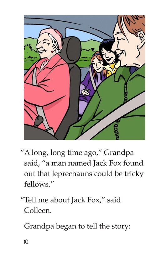 Book Preview For Colleen and the Leprechaun Page 10