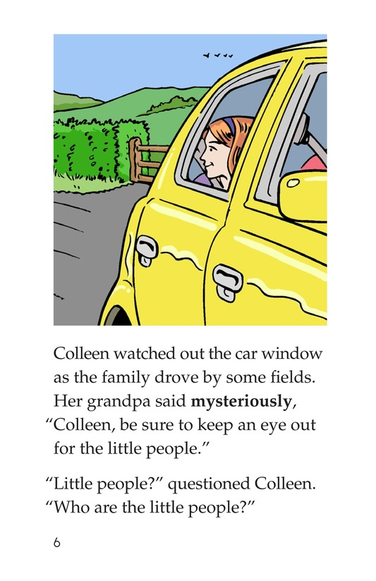 Book Preview For Colleen and the Leprechaun Page 6