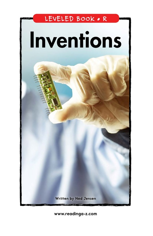 Book Preview For Inventions Page 1