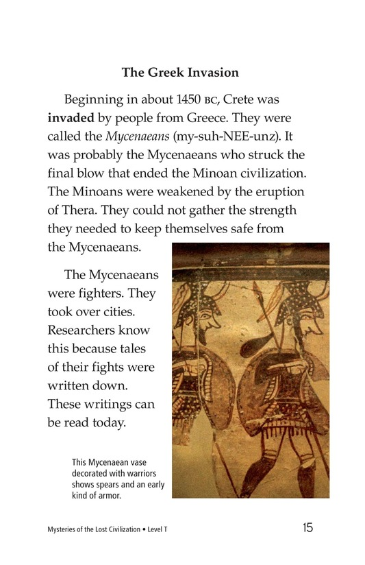 Book Preview For Mysteries of the Lost Civilization Page 15