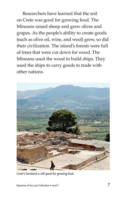 Book Preview For Mysteries of the Lost Civilization Page 7
