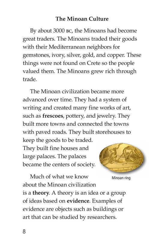 Book Preview For Mysteries of the Lost Civilization Page 8