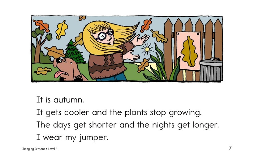 Book Preview For Changing Seasons Page 7