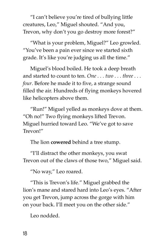 Book Preview For Yellow Brick Roadies Page 18