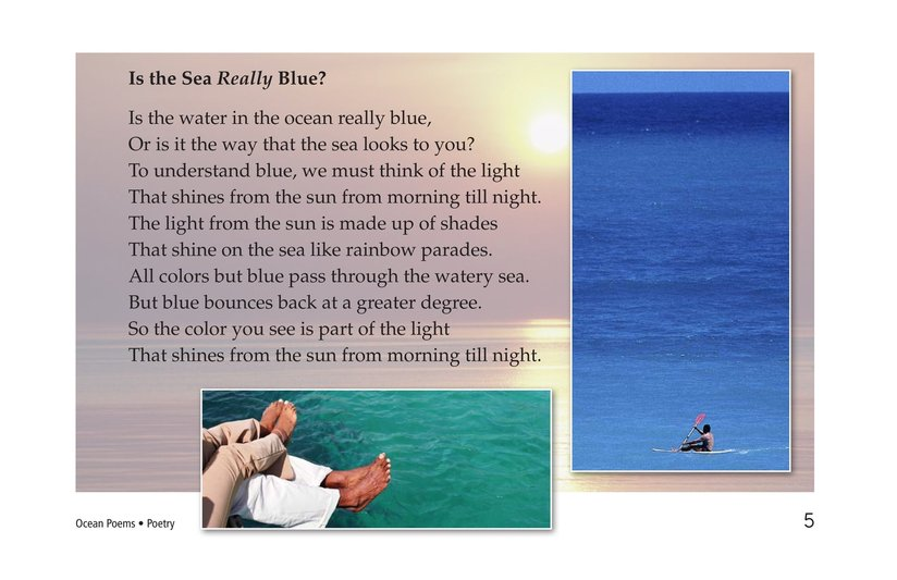 Book Preview For Ocean Poems Page 5