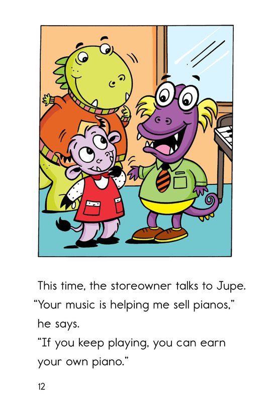 Book Preview For Monster Music Page 12