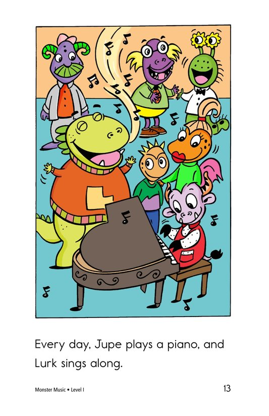 Book Preview For Monster Music Page 13