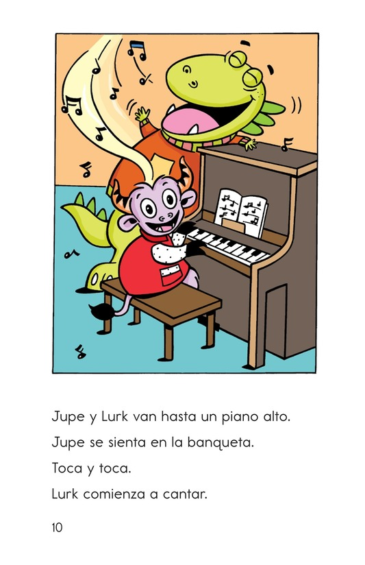 Book Preview For Monster Music Page 10