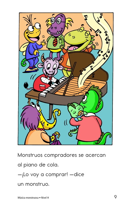 Book Preview For Monster Music Page 9