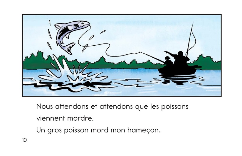 Book Preview For Fishing with Grandpa Page 10