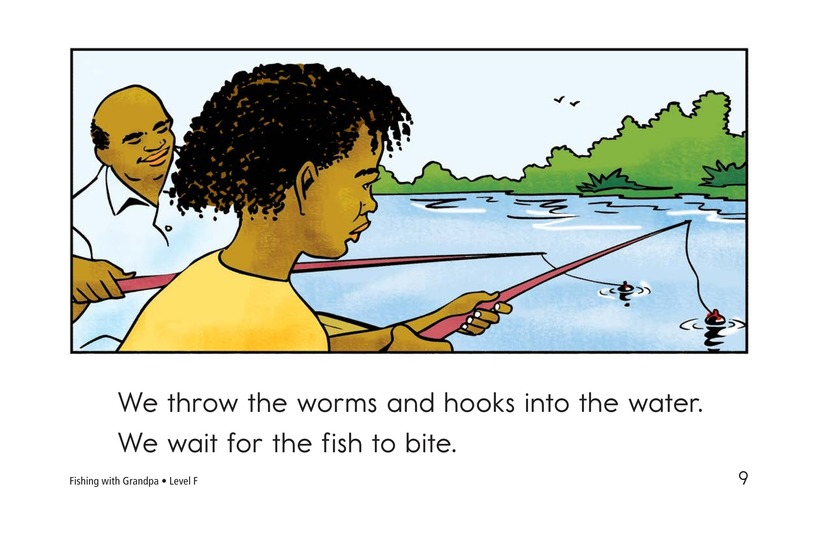Book Preview For Fishing with Grandpa Page 9