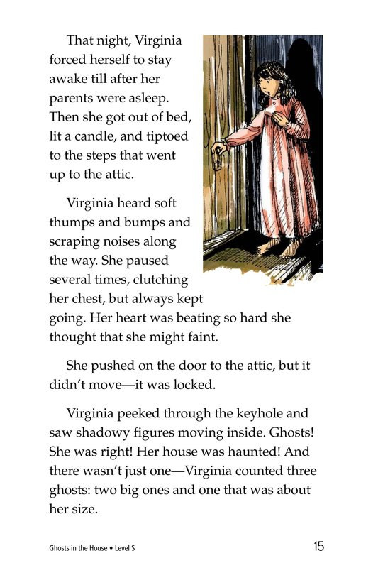 Book Preview For Ghosts in the House Page 15