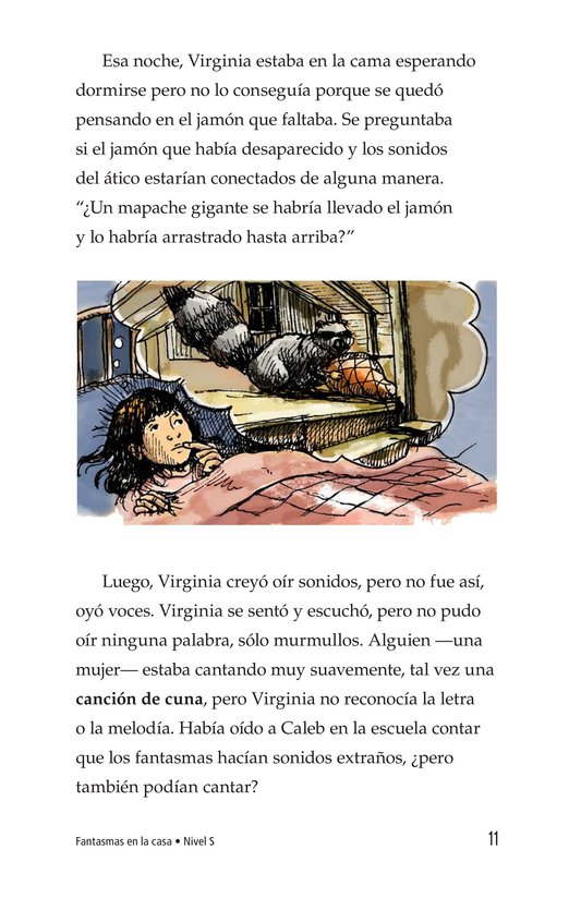 Book Preview For Ghosts in the House Page 11