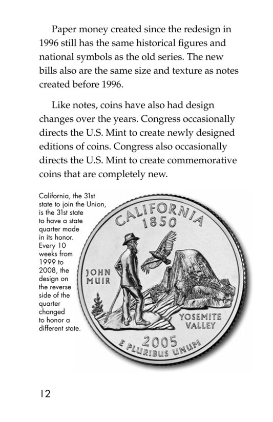 Book Preview For Money in the USA Page 12