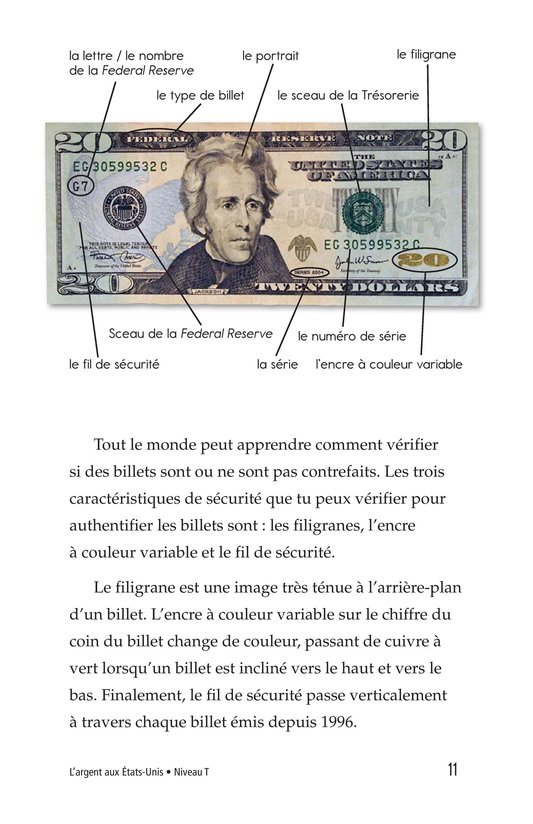 Book Preview For Money in the USA Page 11