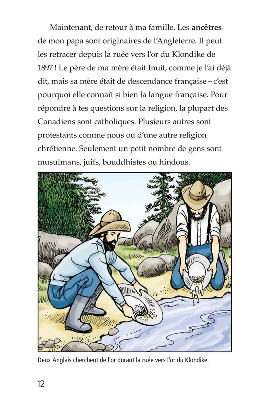 Book Preview For C Is for Canada Page 12