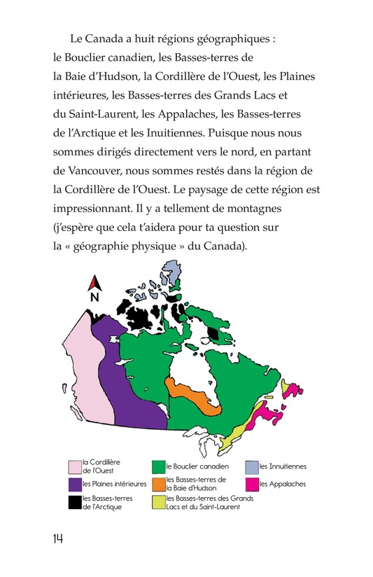 Book Preview For C Is for Canada Page 14