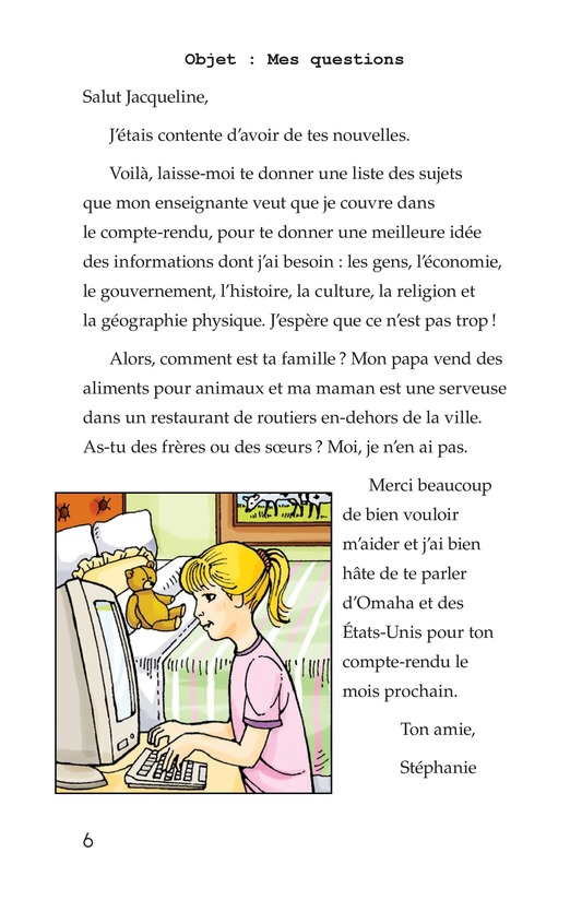 Book Preview For C Is for Canada Page 6