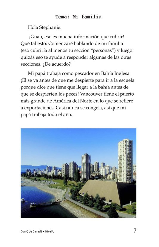 Book Preview For C Is for Canada Page 7